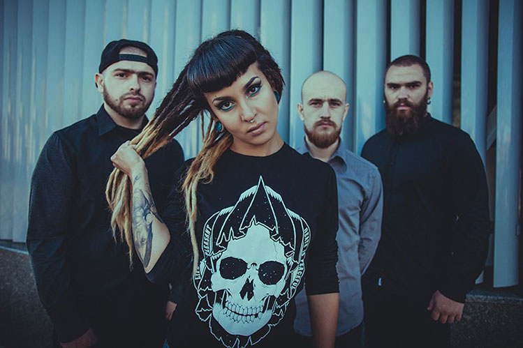 Jinjer To Play At Gullivers Manchester