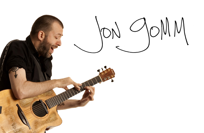 Jon Gomm - Tour