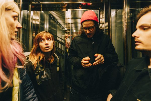 Petrol Girls release new music video for 'Weather Warning'