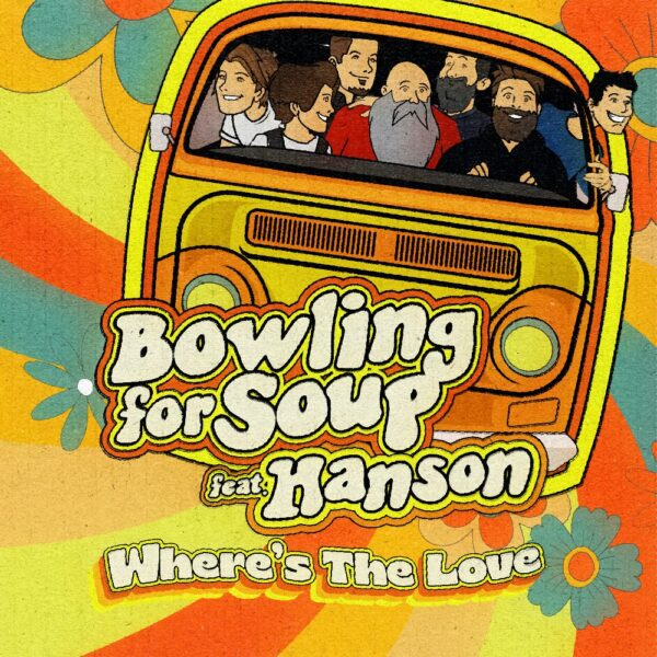 """Bowling For Soup & Hanson Team Up For """"Where's The Love"""" Cover"""