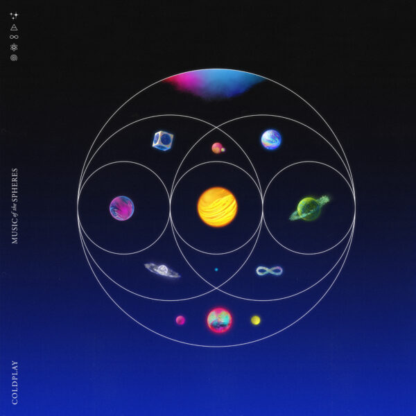 COLDPLAY ANNOUNCE MUSIC OF THE SPHERES