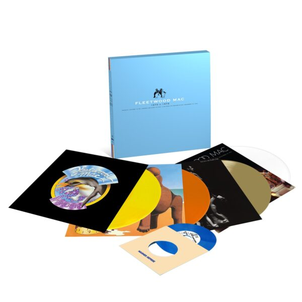 FLEETWOOD MAC'S EARLY YEARS SPOTLIGHTED IN TWO NEW BOXED SETS