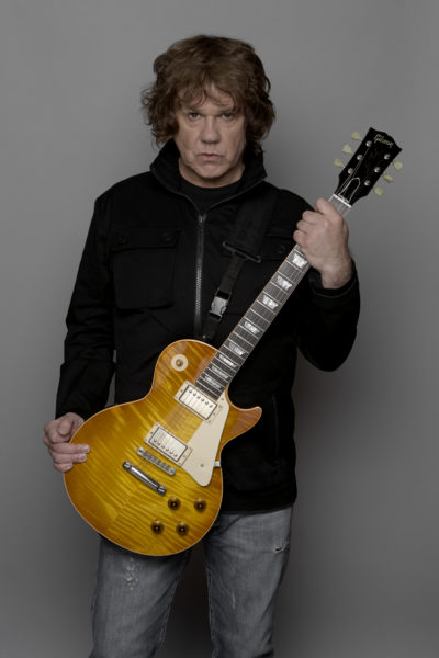 Gary Moore releases 'Still Got The Blues (live)'