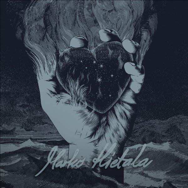 MARKO HIETALA Releases 'Pyre Of The Black Heart'