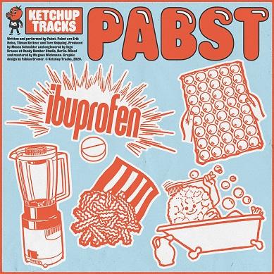 Pabst share new single 'Ibuprofen'